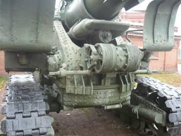 203-мм гаубица образца 1931 года Б-4  (Артиллерийский музей С.Петербург 2013) 7YlNh