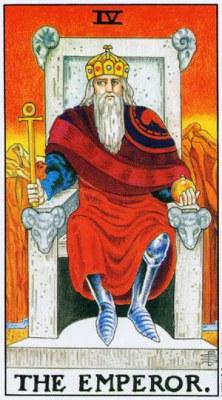 Старший аркан: Император. LTpOC