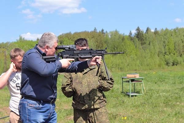 Russian Assault Rifles & Machine Guns Thread: #2 SXifJ