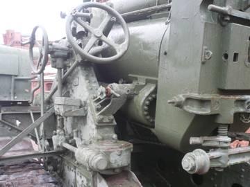 203-мм гаубица образца 1931 года Б-4  (Артиллерийский музей С.Петербург 2013) DLgT9