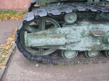 203-мм гаубица образца 1931 года Б-4  (Артиллерийский музей С.Петербург 2013) OCZAp