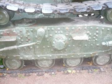 203-мм гаубица образца 1931 года Б-4  (Артиллерийский музей С.Петербург 2013) VUCyG