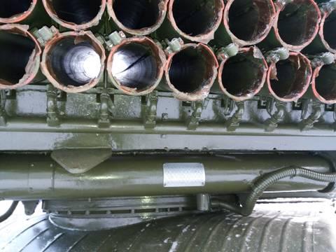 9К51 «Град» - 122-мм реактивная система залпового огня Wimfu