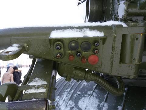 9К51 «Град» - 122-мм реактивная система залпового огня Y5Yr8