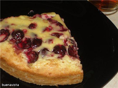Сладкая выпечка с фруктами и ягодами 27/07-09/08 Bbba0db3c5c5