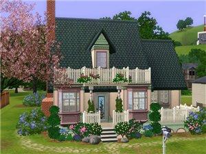 Жилые дома (небольшие домики) - Страница 4 Cef1c86525f8
