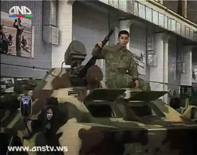 Armée Azeri / Azerbaijani Armed Forces / Azərbaycan Silahlı Qüvvələri 928bc9b2c799