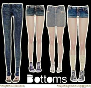 Повседневная одежда (юбки, брюки, шорты) 8be9ff2b49bf