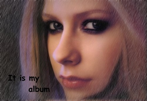 Album of Avril A3febc9a4b7a