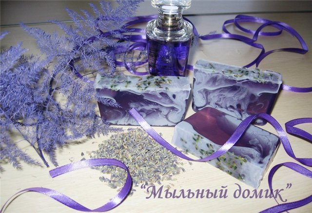 Мыло мраморное, свирлы, разводы и прочее - Страница 21 E09179e5f9b5