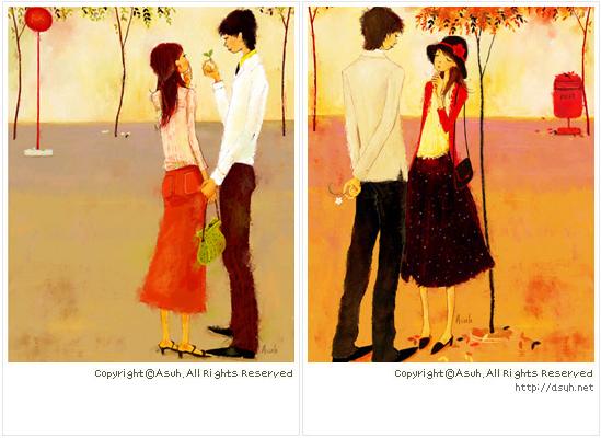 Корейская художница Christian Asuh 63b2cdc7a831