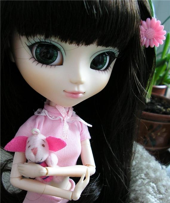 Сет Doll Carnival Twins (LE) — декабрь 2010 9a21372e556b