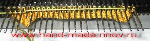 Мастер-классы по вязанию на машине - Страница 1 3d80c60af375