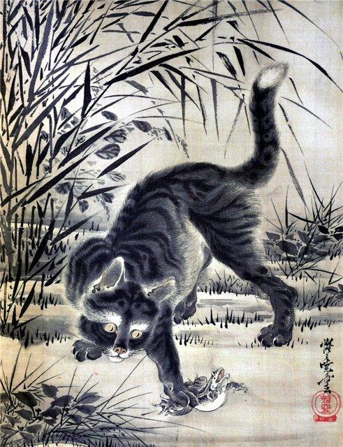 Японское искусство 0a929f508075