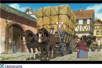 Ходячий замок / Движущийся замок Хаула / Howl's Moving Castle / Howl no Ugoku Shiro / ハウルの動く城 (2004 г. Полнометражный) 91cfc2ae38b9t