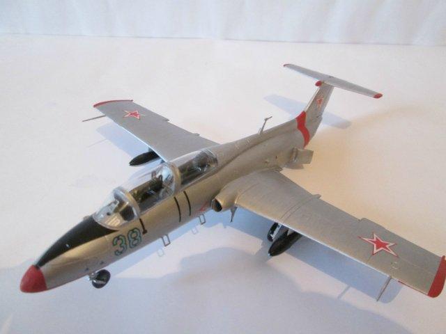 "Л-29 ""Дельфин""  АМК 1/48 701a8dbfe0be"