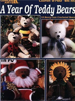 A year of teddy bears Dcfe0b4e98c2
