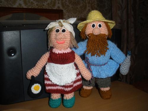Куклы и многое другое Татьяны Шмалько 3c3e33825423