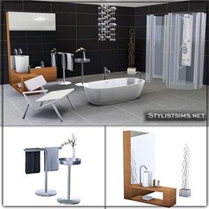 Ванные комнаты (модерн) - Страница 3 647f9602785b