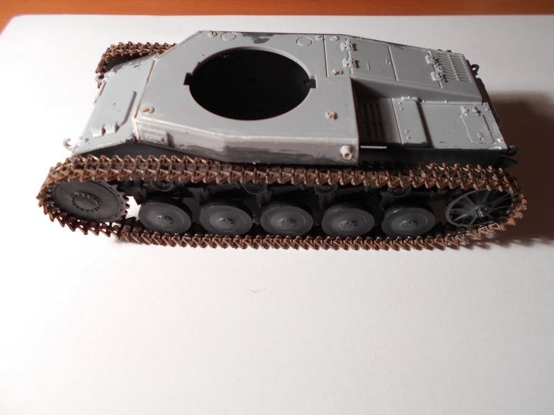 Pz.Kpfw.II Ausf.C 1/35 (Арк-модел) Eec2cba8309e
