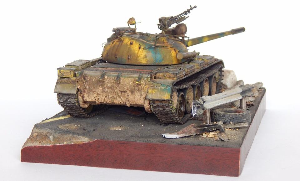 Сирийский Т-55А 67b3c8800db2