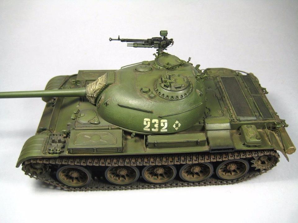 Т-54 образца 1951 г.  0f8c49264a06