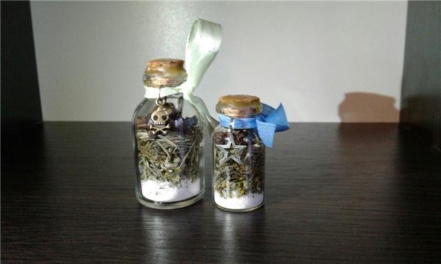 Ведьмина бутыль для защиты дома. 1a6a4ae2fa2a