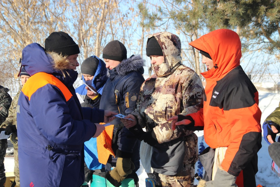 Первенство города Кургана по ловле на мормышку со льда среди юношей и девушек с 14 до 17 лет. B4f9d4f071f0