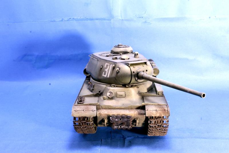 ИС-1 тяжелый танк СССР 1/35 Trumpeter 05587 9fe3156ee3c4