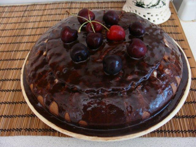 "Пирог - торт "" Пьяная вишня"" - Страница 10 615b851bb041"