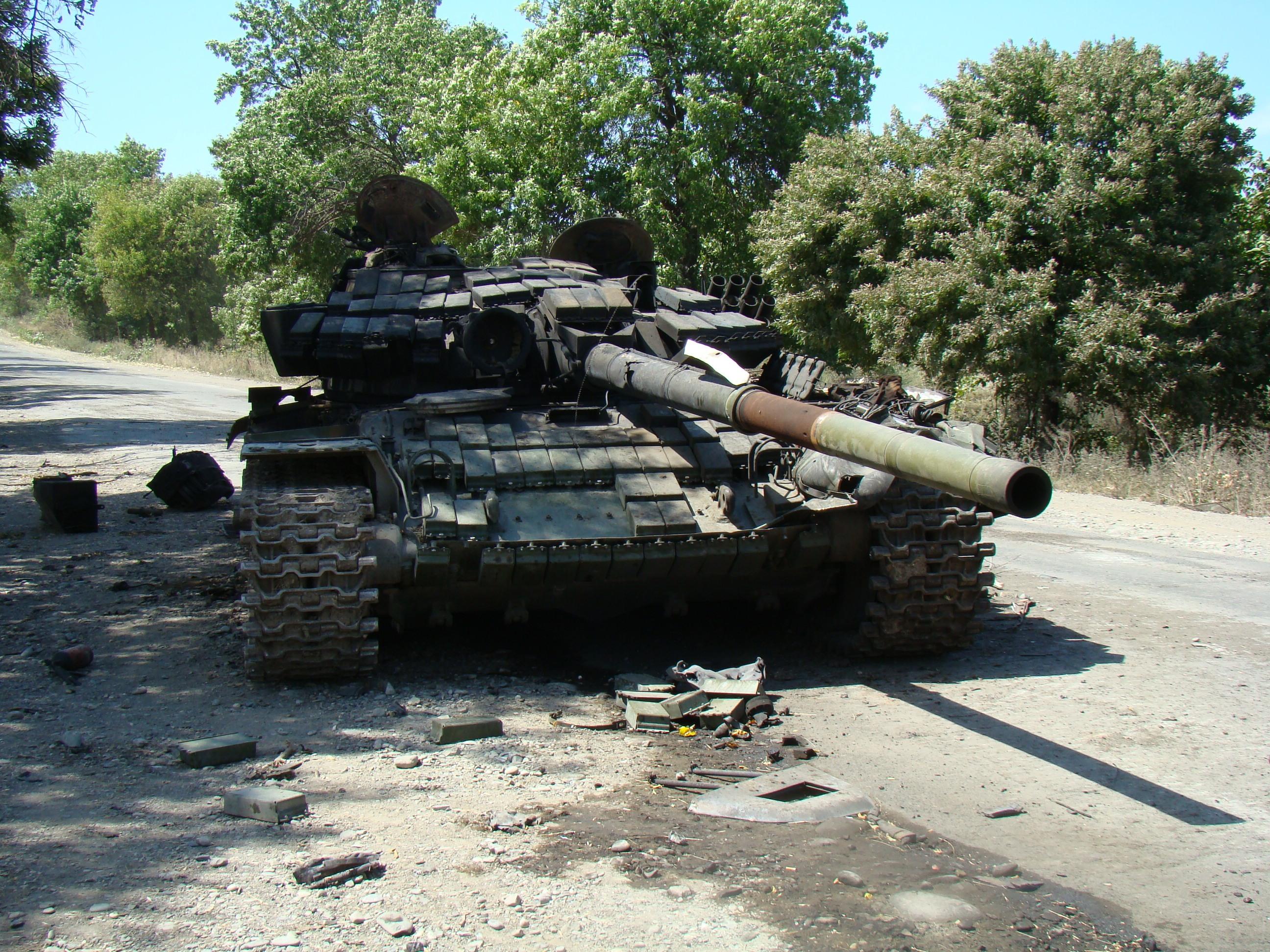 2008 South Ossetia War: Photos and Videos 92c1cf554e74
