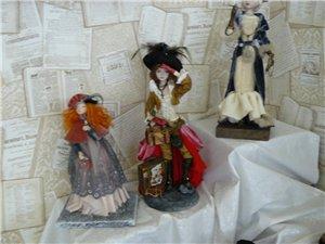 Время кукол № 6 Международная выставка авторских кукол и мишек Тедди в Санкт-Петербурге - Страница 2 003f6c356e31t