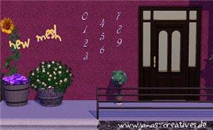 Настенный декор, подвесные полки - Страница 3 F04b89a4145b