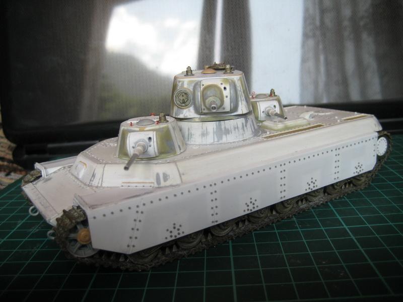 Т-28 прототип - Страница 2 14808f7272c0