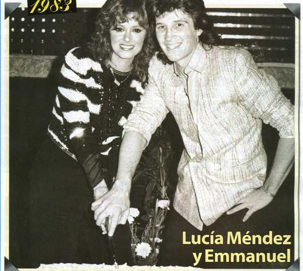 Лусия Мендес/Lucia Mendez 3 54863b7e0069