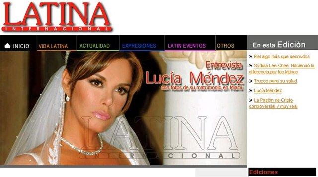 Лусия Мендес/Lucia Mendez 3 A4189faec906