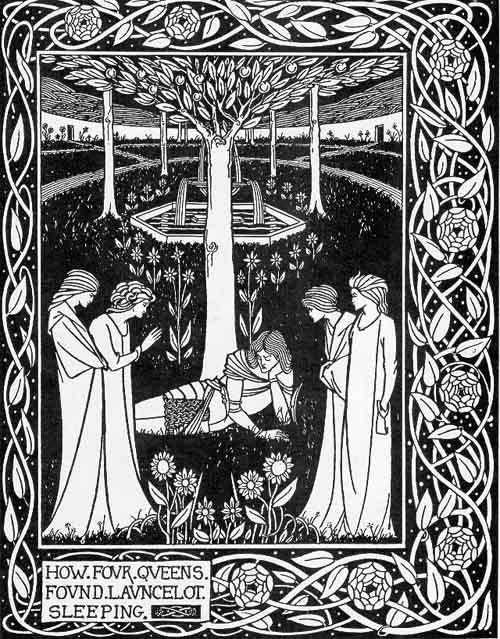 Легенды о Короле Артуре - рыцарские романы... 73aaca5ec991