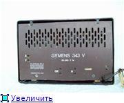 """Радиоприемник """"Siemens 343V"""". Ec4d53aa1664t"""