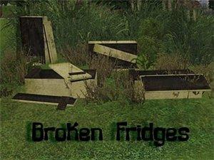 Грязные, испорченные, заброшенные объекты 15510c225595