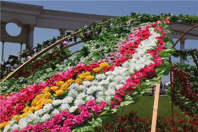 Фестиваль цветов в Алматы - «Алматы – гул кала» C098c152204f