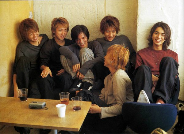 ARASHI. Радужные мальчики - 3 - Страница 4 Af1f6cc643e9
