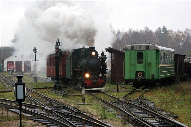Железнодорожный музей узкоколейка в Лавасааре. 600bafd79b1e