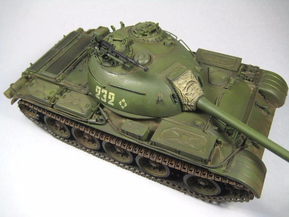 Т-54 образца 1951 г.  39fba67666f5