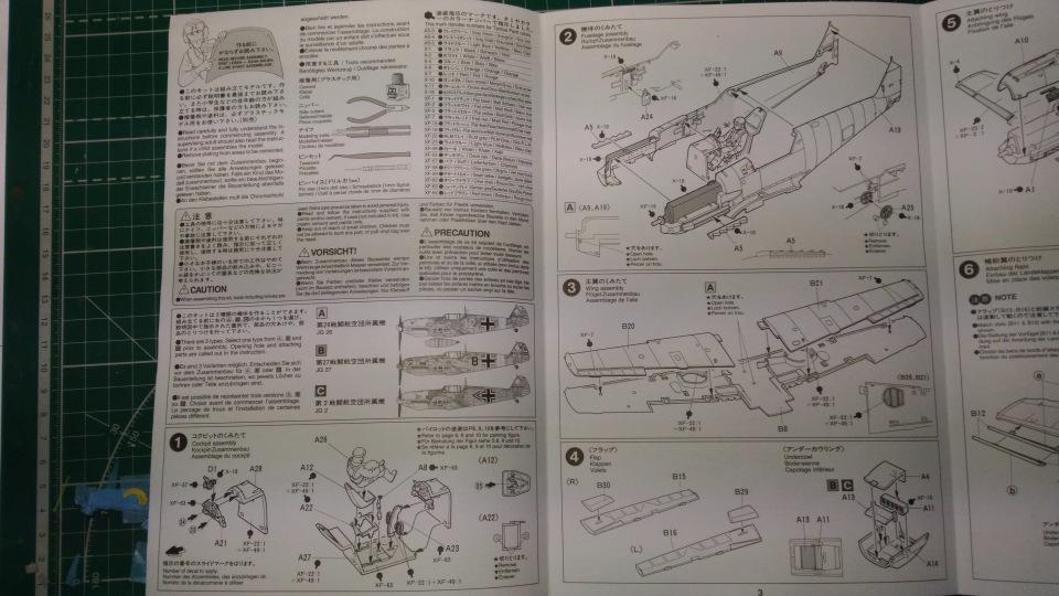 Bf 109 E7/Trop Tamiya 1:48 A1006d0aa2ac