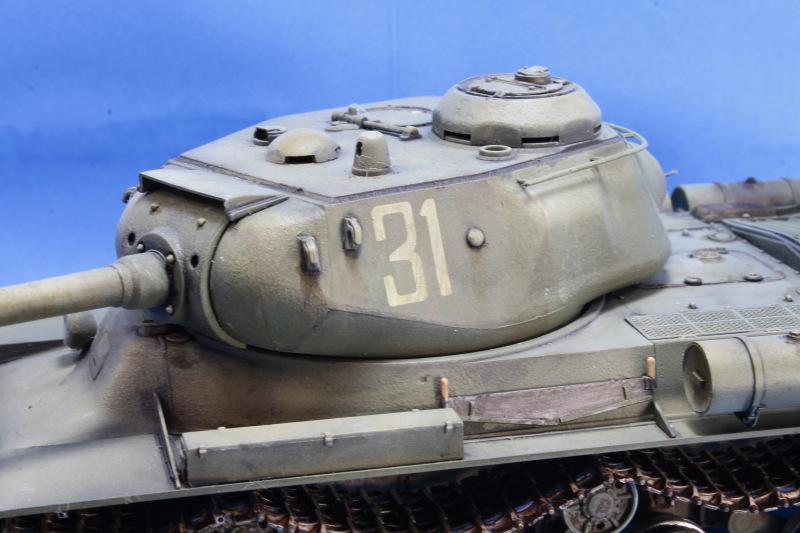ИС-1 тяжелый танк СССР 1/35 Trumpeter 05587 6abfe5f64b83