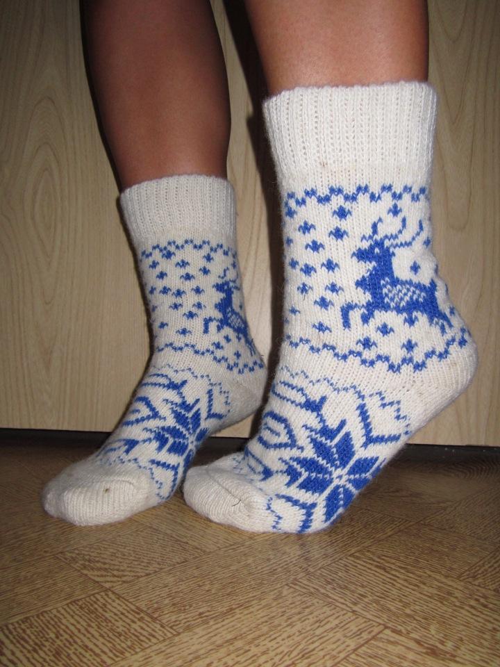 Рассказовские шерстяные носки от производителя!!! 6a3f2a252d2b