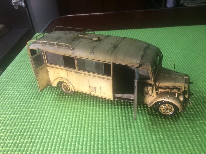 RODEN Opel 3,6-47 Omnibus w39 Ludewig - Страница 3 1272aae84c97