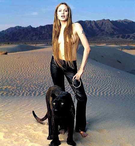 Анжелина Джоли / Angelina Jolie - Страница 2 44be97762815