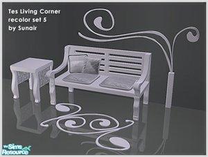 Патио, скамейки 5f05d7a43714