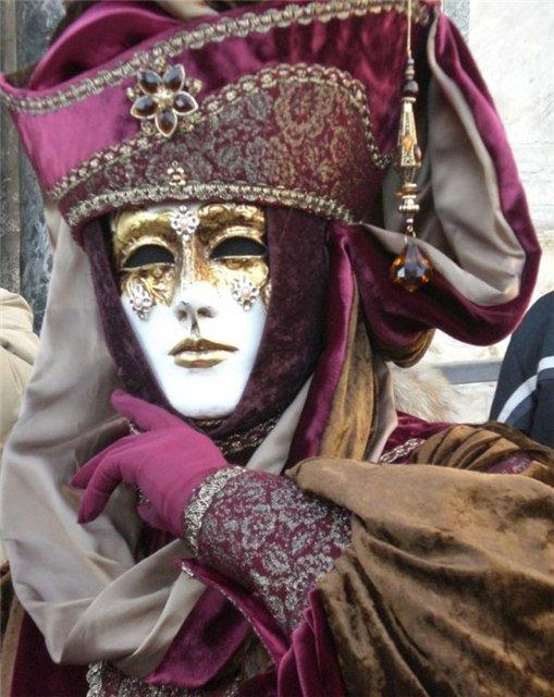 Венецианские маски 1213c726dfcb